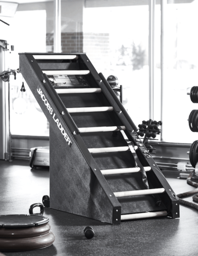 Jacobs Ladder With Weights